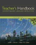 Contextualized Language Instruction: Teacher's Handbook  2015 edition cover
