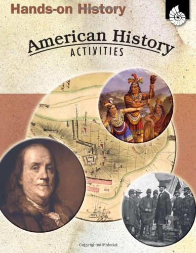American History Activities   2005 (Revised) edition cover