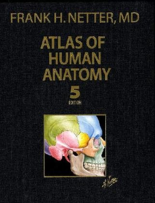 Atlas of Human Anatomy, Professional Edition  5th 2010 edition cover