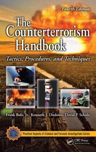 Counterterrorism Handbook Tactics, Procedures, and Techniques 4th 2011 (Revised) edition cover