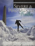 Severe and Hazardous Weather An Introduction to High Impact Meteorology 4th (Revised) edition cover