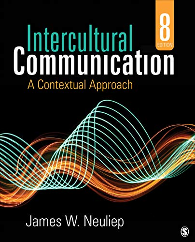 Cover art for Intercultural Communication: A Contextual Approach, 8th Edition