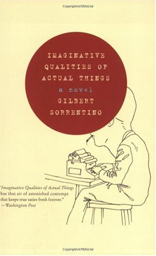 Imaginative Qualities of Actual Things   1971 edition cover