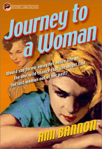 Journey to a Woman   2003 edition cover