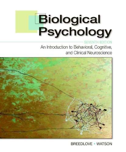 Biological Psychology:   2013 edition cover
