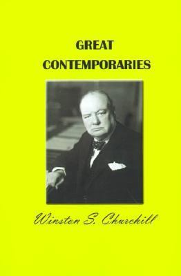 Great Contemporaries   1940 (Reprint) edition cover