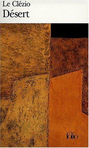Desert  N/A edition cover