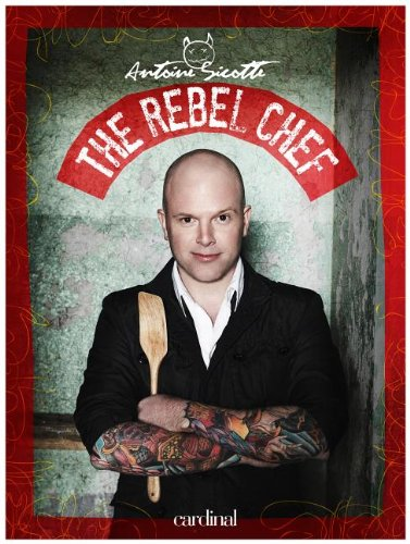 The Rebel Chef:   2014 9782920943704 Front Cover