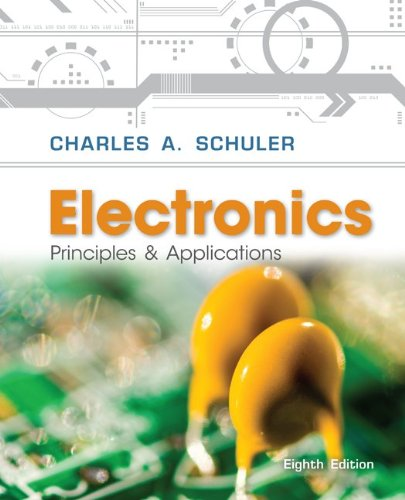 Electronics Principles and Applications 8th 2013 edition cover