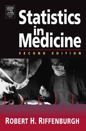 Statistics in Medicine  2nd 2006 (Revised) 9780120887705 Front Cover