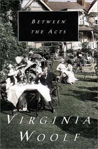 Between the Acts   1970 (Reprint) edition cover