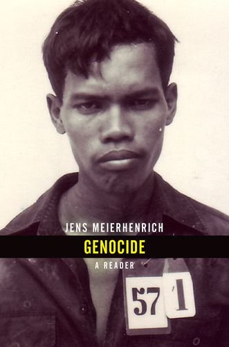 Genocide A Reader  2014 edition cover