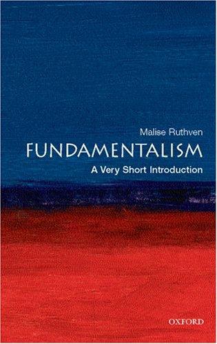 Fundamentalism   2007 edition cover