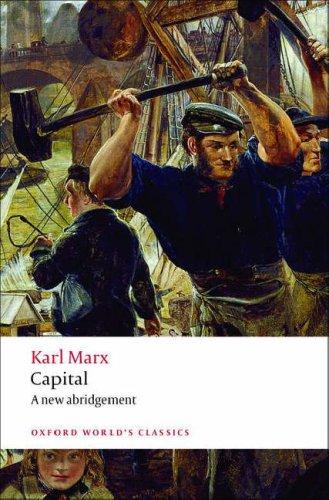 Capital   2008 (Abridged) edition cover