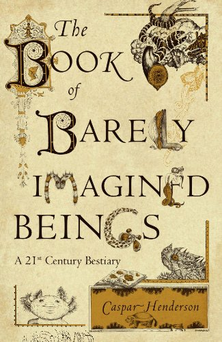 Book of Barely Imagined Beings A 21st Century Bestiary  2013 edition cover