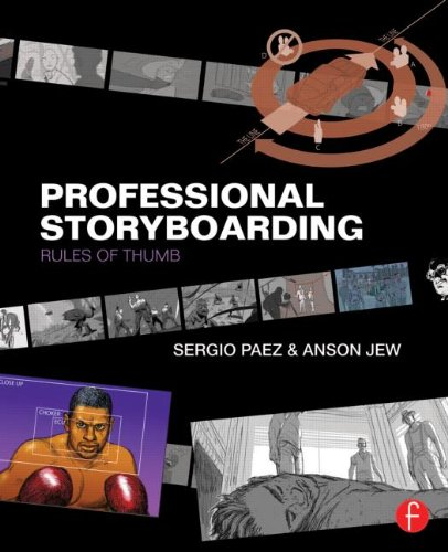 Professional Storyboarding Rules of Thumb  2013 edition cover