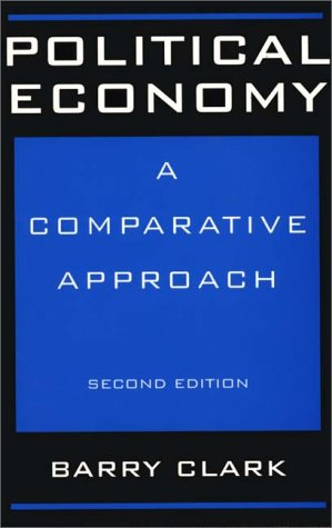 Political Economy A Comparative Approach 2nd 1998 (Revised) edition cover