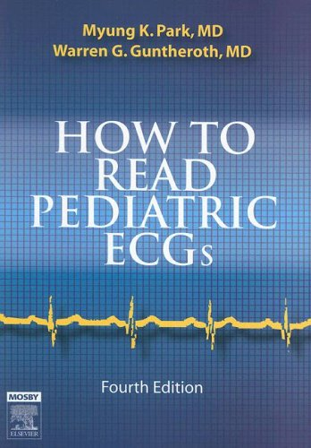 How to Read Pediatric ECGs  4th 2006 (Revised) edition cover