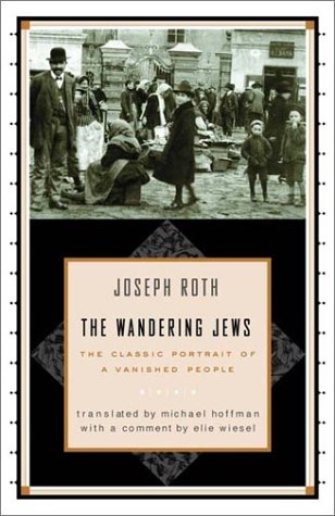 Wandering Jews  Reprint  9780393322705 Front Cover