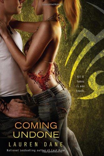 Coming Undone   2010 edition cover