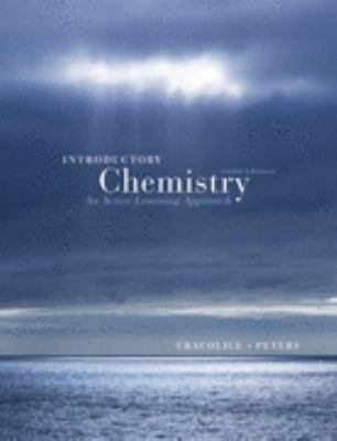 Introductory Chemistry An Active Learning Approach 3rd 2007 9780495110705 Front Cover