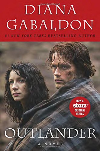 Outlander (Starz Tie-In Edition) A Novel  2014 9780553393705 Front Cover