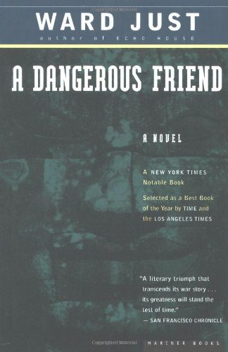 Dangerous Friend   1999 9780618056705 Front Cover
