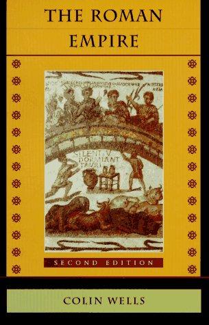 Roman Empire  2nd 1992 edition cover