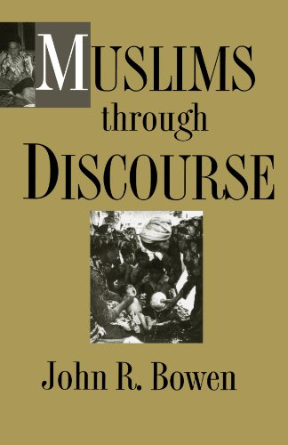 Muslims Through Discourse Religion and Ritual in Gayo Socie  1993 edition cover