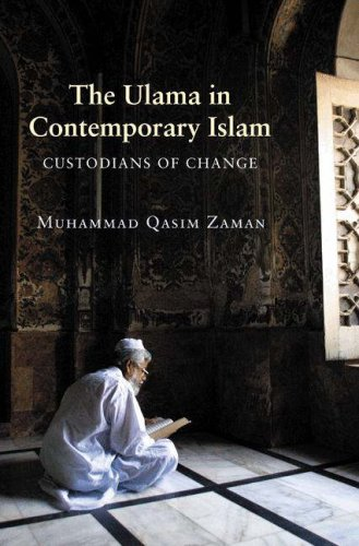 Ulama in Contemporary Islam Custodians of Change  2007 (Annotated) edition cover