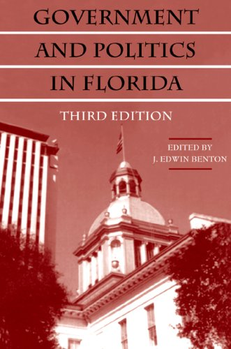 Government and Politics in Florida  3rd 2007 edition cover