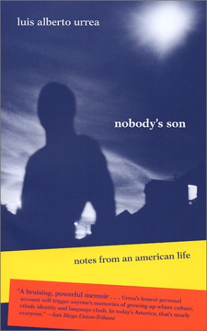 Nobody's Son Notes from an American Life Reprint edition cover