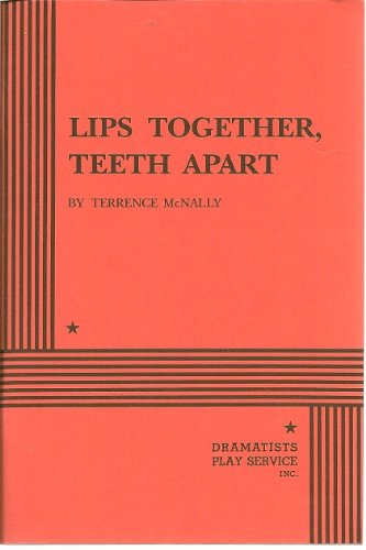 Lips Together, Teeth Apart  N/A edition cover