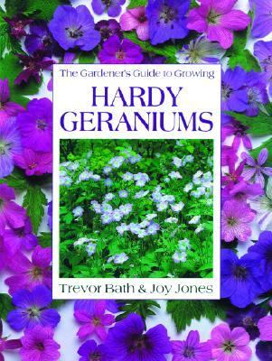 Gardener's Guide to Growing Hardy Geraniums  1994 9780881926705 Front Cover