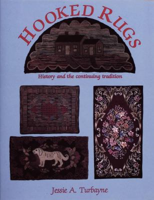 Hooked Rugs  N/A 9780887403705 Front Cover