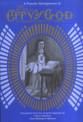 Mystical City of God A Popular Abridgement Abridged edition cover