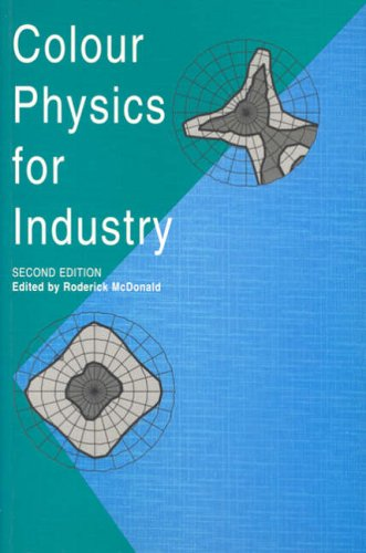 Colour Physics for Industry  2nd 1997 edition cover
