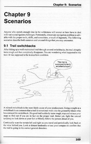 Wilderness Navigation Handbook   2004 (Handbook (Instructor's)) 9780973252705 Front Cover