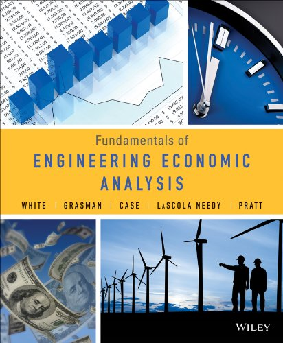 Fundamentals of Engineering Economic Analysis   2014 edition cover