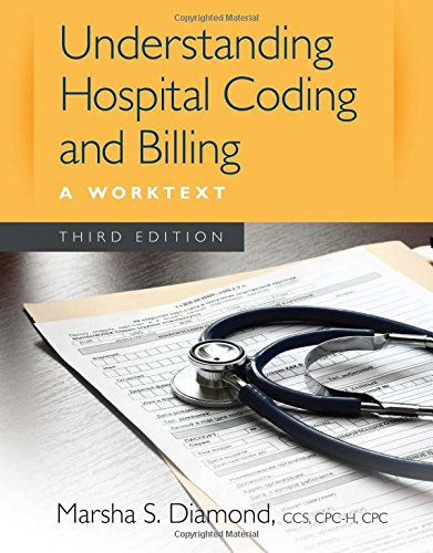 Understanding Hospital Coding and Billing: A Worktext  2015 edition cover
