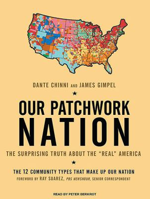 """Our Patchwork Nation: The Surprising Truth About the """"Real"""" America  2010 edition cover"""