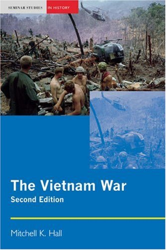 Vietnam War  2nd 2007 (Revised) 9781405824705 Front Cover