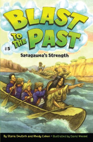 Sacagawea's Strength   2006 9781416912705 Front Cover