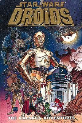 Droids The Kalarba Adventures  1996 edition cover