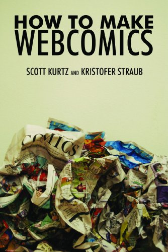 How to Make Web Comics   2008 edition cover