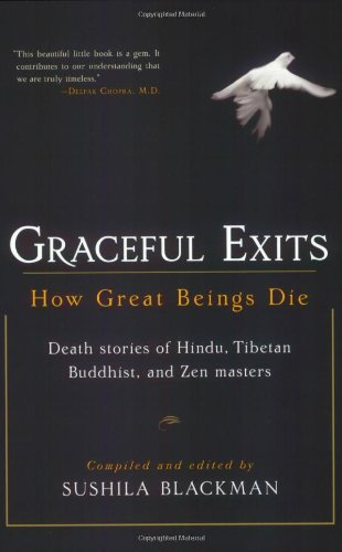 Graceful Exits How Great Beings Die  2005 edition cover