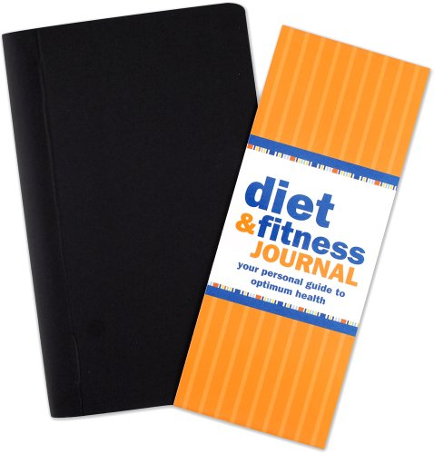 Diet and Fitness Journal : Your Personal Guide to Optimum Health  2009 edition cover