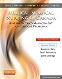 Medical-Surgical Nursing in Canada Assessment and Management of Clinical Problems 3rd 2013 edition cover