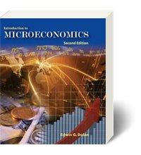 INTRODUCTION TO MICROECONOMICS 3rd 2007 edition cover