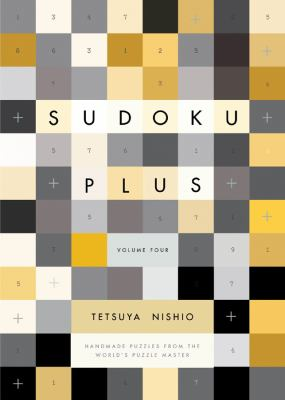 Sudoku Plus Volume Four  N/A 9781934287705 Front Cover